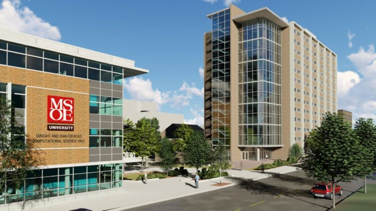 By the Numbers: MSOE plans residence hall upgrade