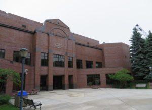 The Alumni Memorial Union at Marquette University.