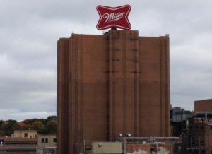 MillerCoors Milwaukee brewery