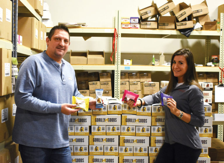 Evolve Brands seeks to take snacking to another level