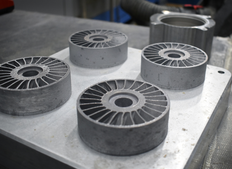 Midwest Composite Technologies 3D prints parts to help companies with new product development.
