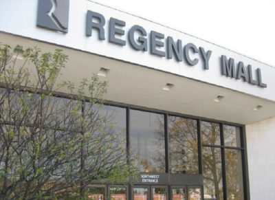 Hull Property Group purchased Racine's Regency Mall for $9.6 million in December, promising to turn it around.