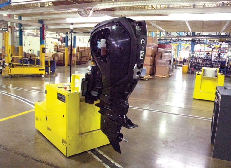 Evinrude positioned for growth in BRP Marine Group