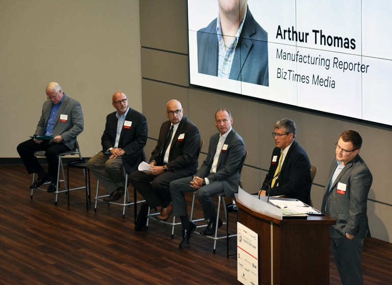 The 2018 BizTimes Next Generation Manufacturing Summit