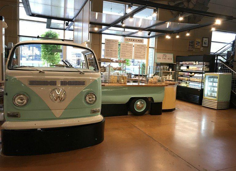 New Vegetarian Restaurant Opens At Milwaukee Public Market