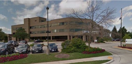 The former Post Acute Specialty Hospital of Milwaukee building in Greenfield.