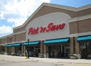A Pick 'n Save store operated by Roundy's.