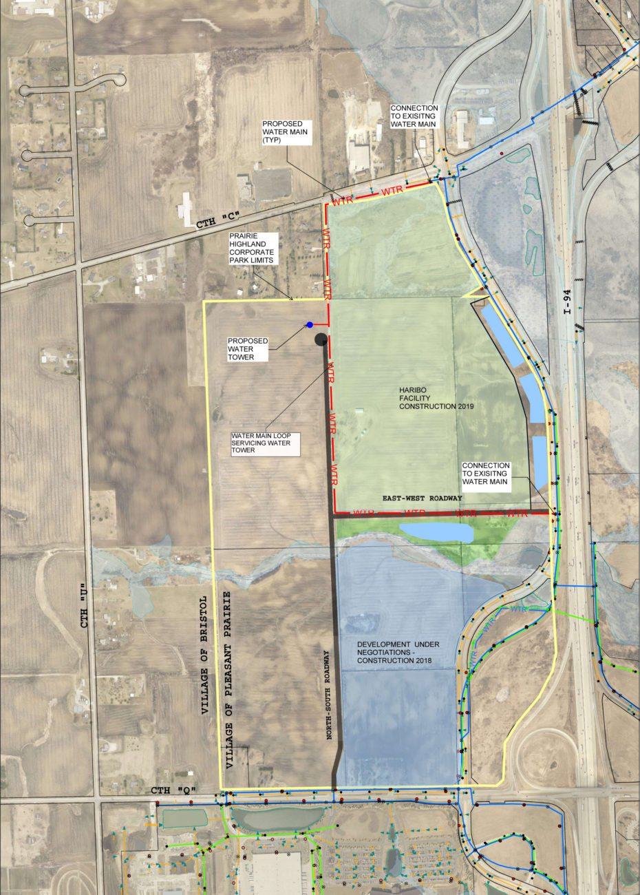 Aurora plans Pleasant Prairie facility
