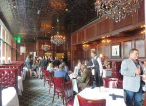 The main dining room of Rare