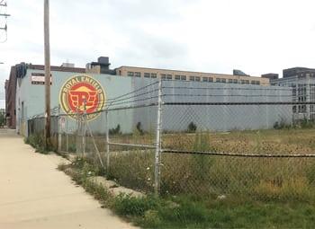Royal Enfield warehouse