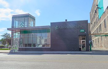 Associated Bank opened a branch office at 1301 N. Dr. Martin Luther King Jr. Drive in 2014.