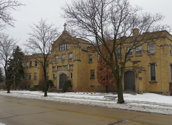 Former Dominican Sisters of the Perpetual Rosary convent