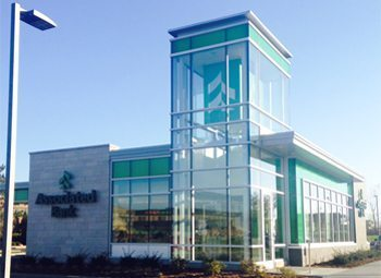 Associated Bank, which recently opened this branch in Waukesha, led the way in profits among Wisconsin banks in the third quarter.