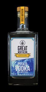The company's Potato Vodka has been on the market the longest and is its top seller.