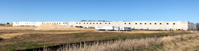 Real Estate & Development: Industrial developments going wherever land is available