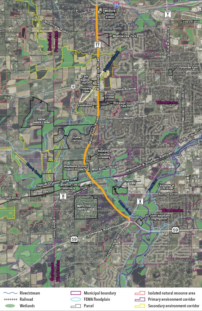 Waukesha bypass could attract development southwest of city