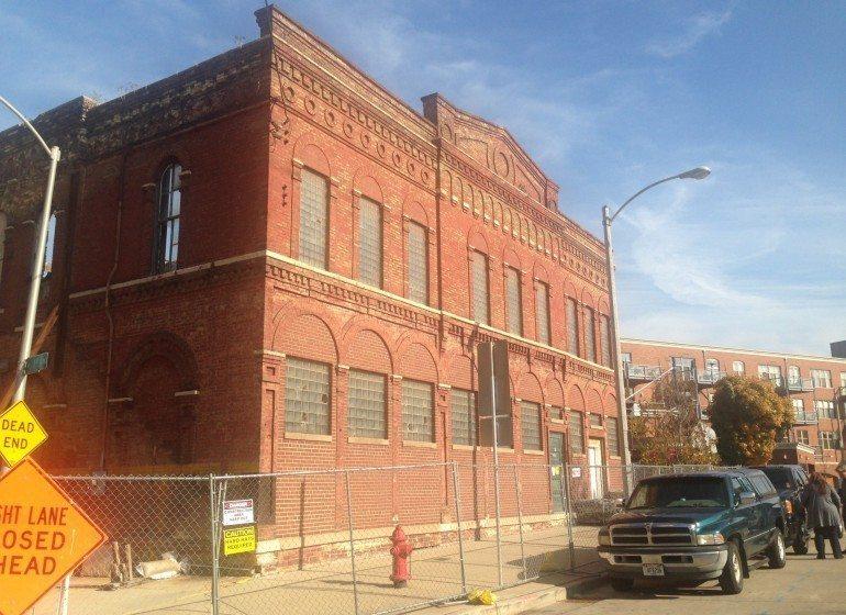 J.L. Burnham Building