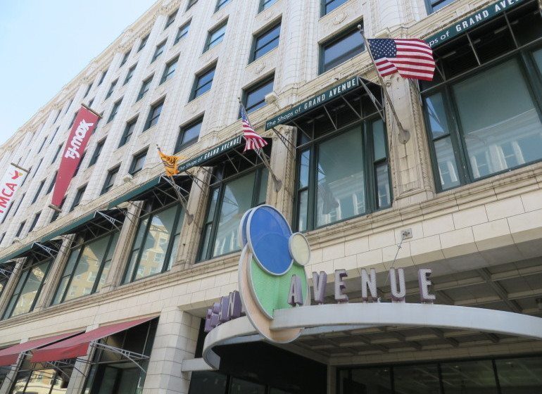 Shops of Grand Avenue comedy club hoping to expand