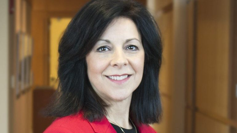 Joanne Szymaszek, president of Johnson Insurance.