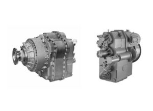 Twin Disc transmissions. Source: Company SEC filings
