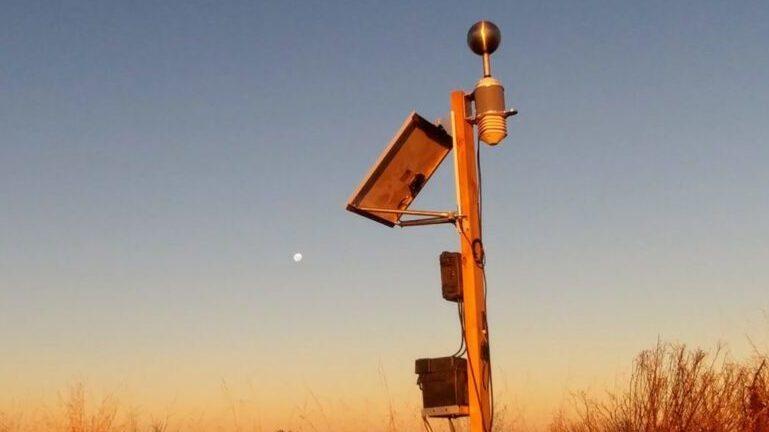 An Understory Atmosphere sensor.