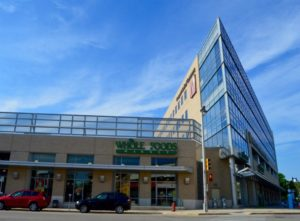 The Whole Foods building sold in December for $22.2 million.