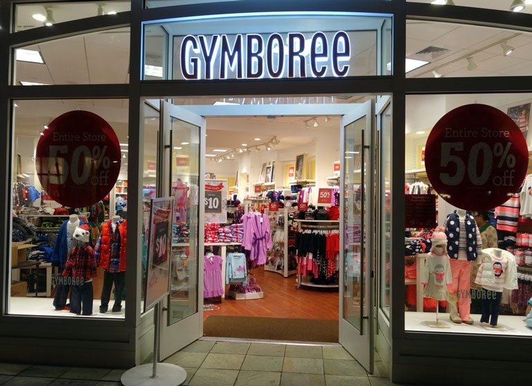 82fac7fd3 Gymboree closing Bayshore, Racine stores