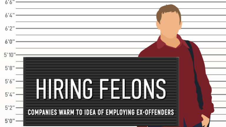 Hiring felons: Companies warm to idea of employing ex-offenders