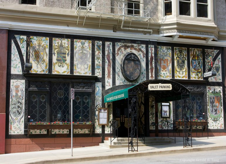 Iconic German Restaurant Karl Ratzsch Closes