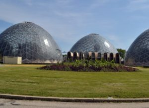 The Mitchell Park Domes