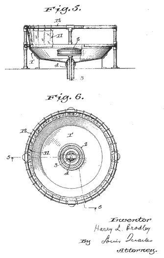 Original washfountain patent.
