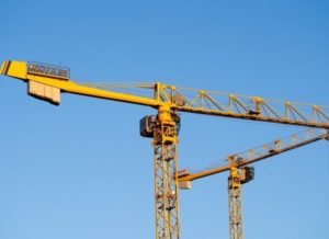 Manitowoc cranes shutterstock_344632046