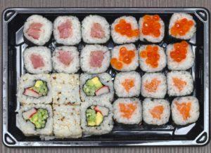 sushi shutterstock_354245330