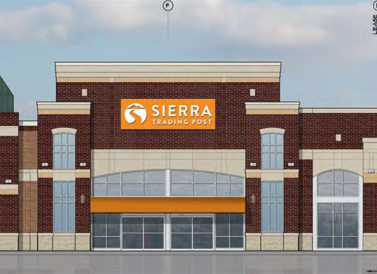 Wisconsin's first Sierra Trading Post is planned for Delafield.