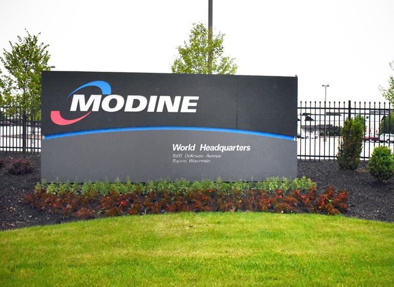Modine headquarters in Racine