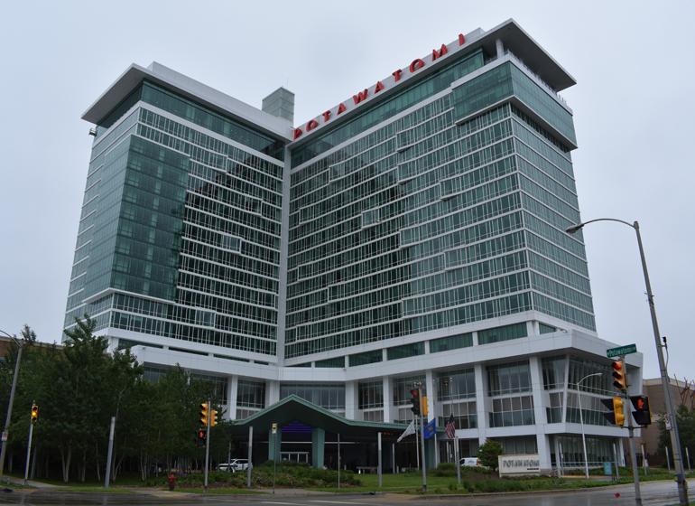 Potawatomi Hotel & Casino in Milwaukee