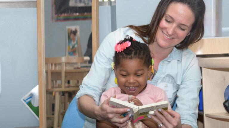 Pay it Forward: Amanda Dalnodar promotes literacy through Next Door