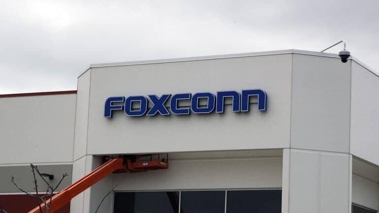 Johnson controls foxconn partnership