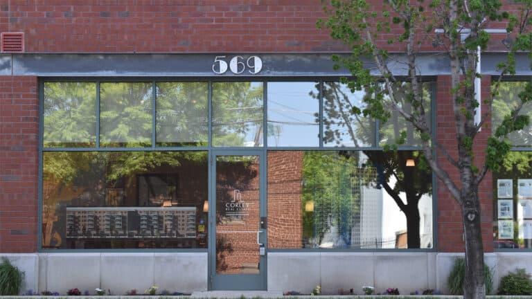 In the neighborhood: Corley Real Estate LLC