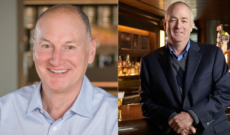 Mark Hunter and Gavin Hattersley are part of the Molson Coors CEO