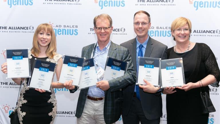 BizTimes Milwaukee wins seven national journalism awards