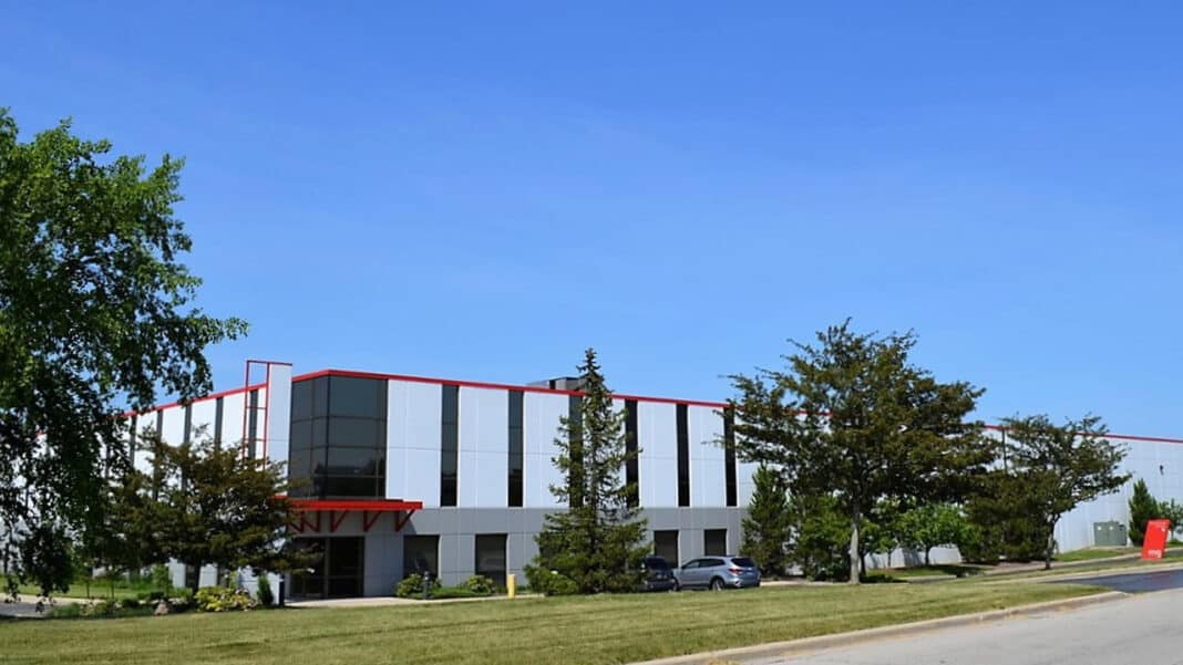 Zilber pleasant prairie acquired this building