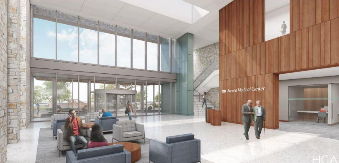 Acuity gives $2.5 million for new hospital Advocate Aurora ...