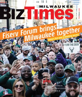 Cover image of the Sept. 2, 2019 issue of BizTimes Milwaukee.