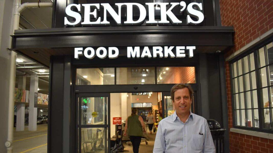 Ted Balistreri, co-owner at Sendik's.