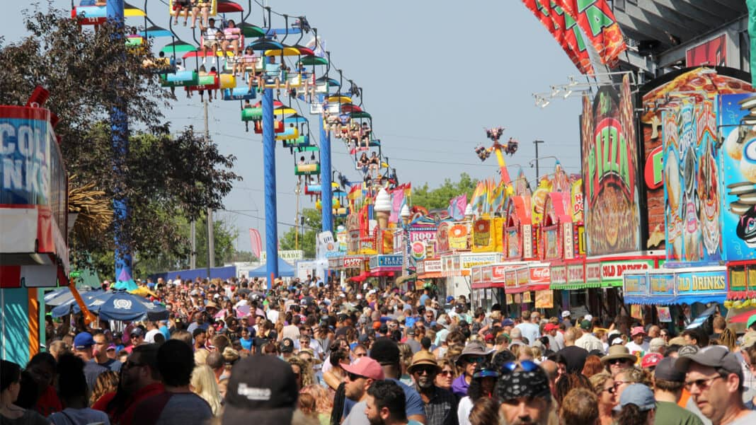 2019 Wisconsin State Fair