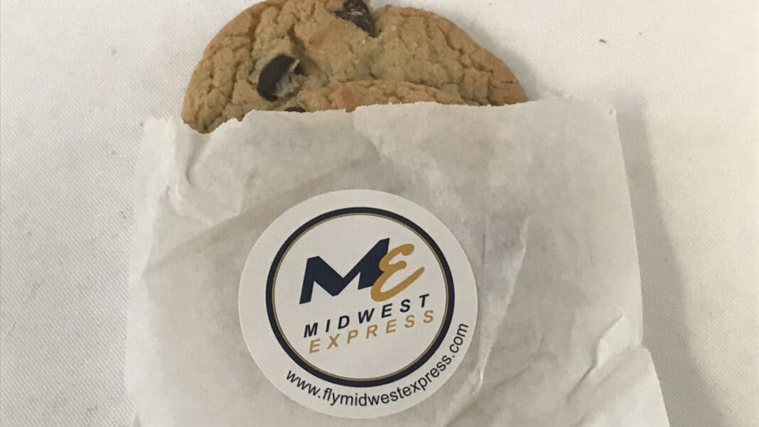 Midwest Express Cookies
