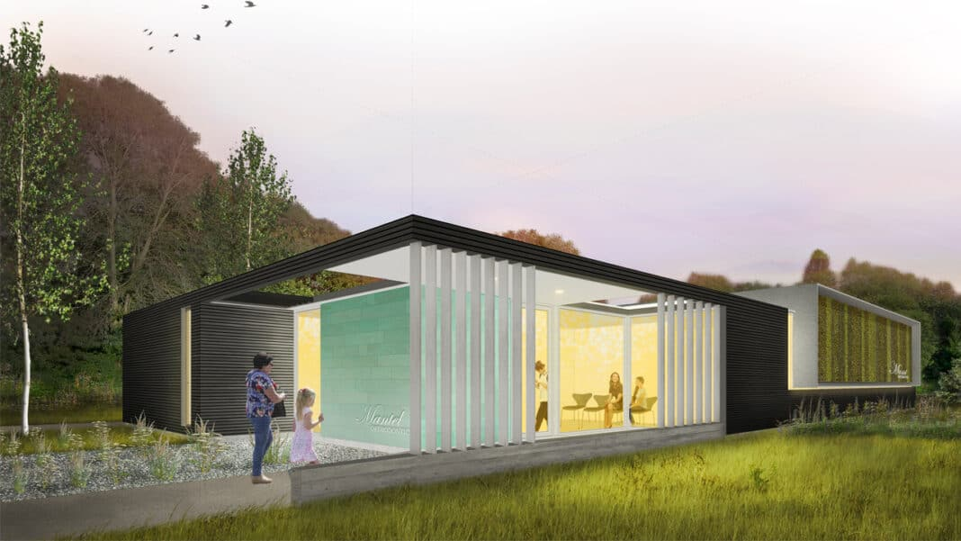 Rendering courtesy of Johnsen Schmaling Architects Inc.