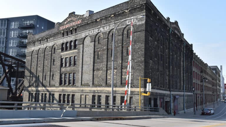 Who really owns it?: Milwaukee Cold Storage Co. warehouse