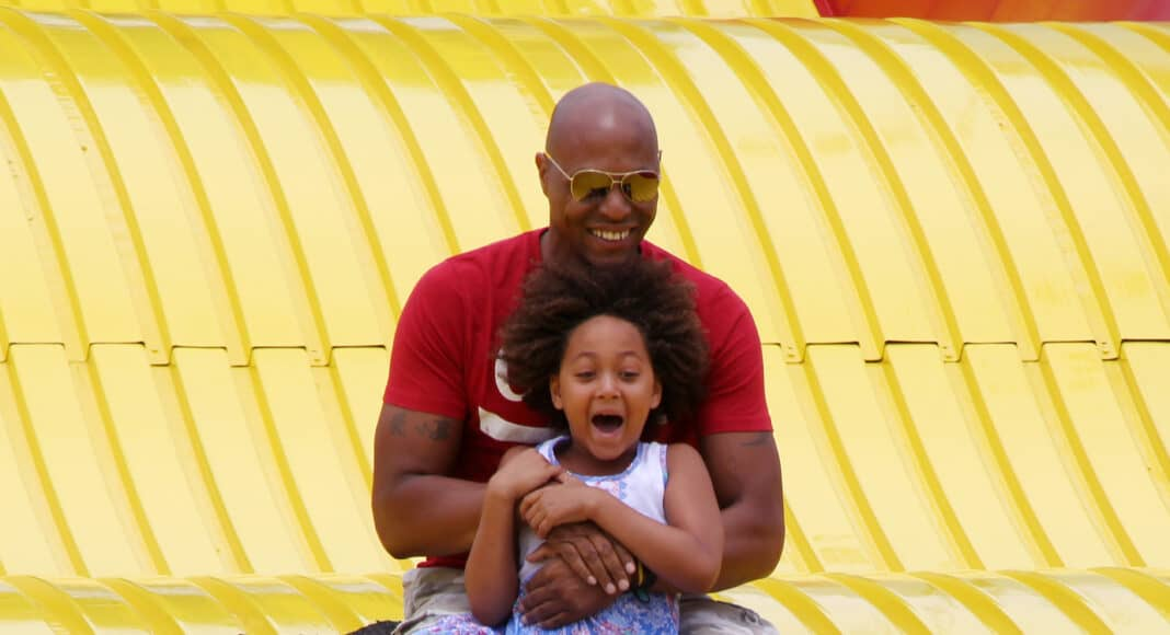 Fairgoers took more than 120,000 slides down the Giant Slide at the 2019 Wisconsin State Fair